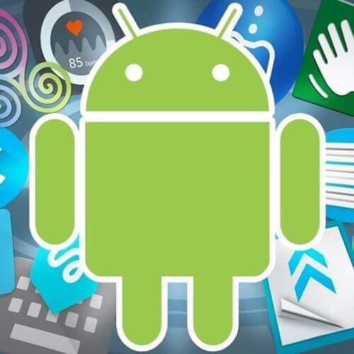 Android Service Apps